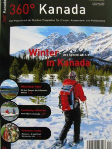 360 Grad Kanada Magazin