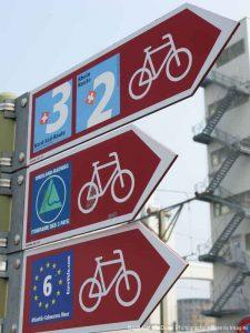 Dreiland Radweg