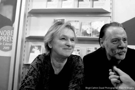Elke Heidenreich und Bernd Schroeder