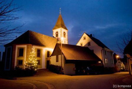 Kirche in Wintersweiler