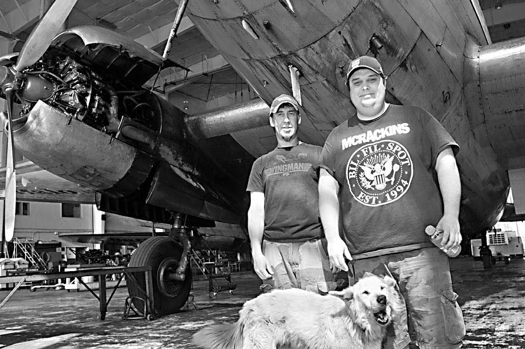 Ice Pilots Buffalo Airways