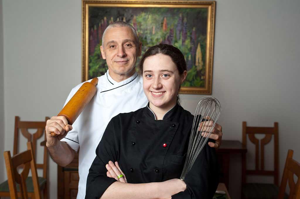 Christoph und Jolanda Wermuth