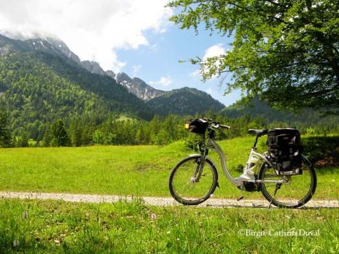 E-Bike-Via-Claudia-Gepaeck