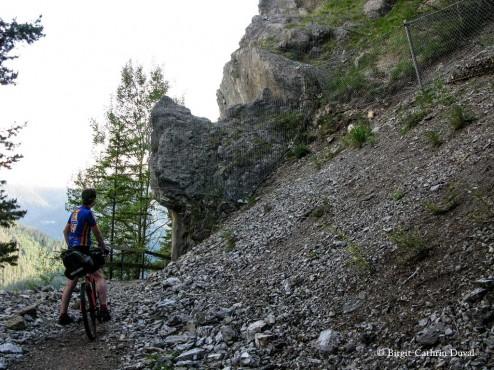 Fernpass-Steinbruch