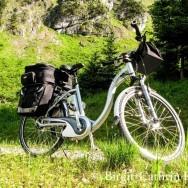 Mit dem E-Bike auf der Via Claudia über die Alpen 1. Teil