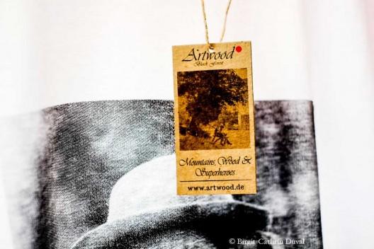 Artwood-Label