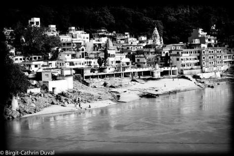 Rishikesh-Ufer