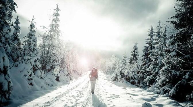 Anhören: Den Westweg im Winter wandern
