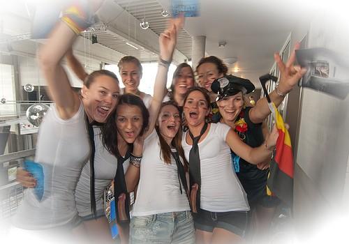 Public Viewing G 5 Deutschland-Argentinien