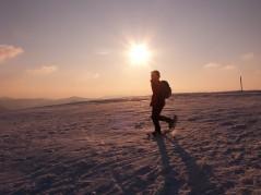 Schneeschuhtour aufs Herzogenhorn