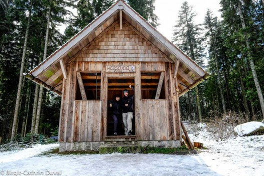 Komfortable und bestens eingerichtete Wegscheid-Hütte