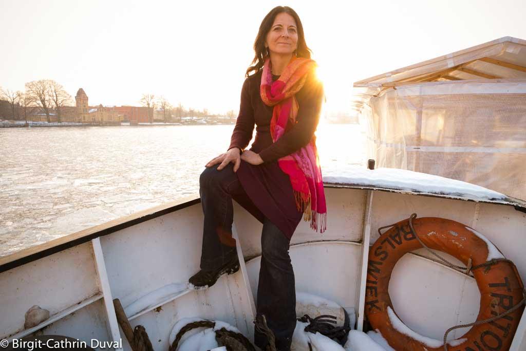 Kerstin Hack: Eine Frau mit Mut, Visionen und Gottvertrauen