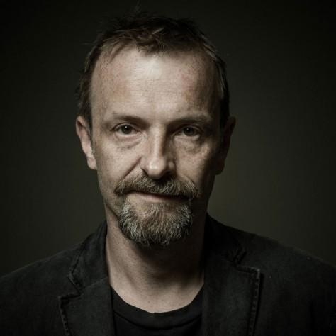 Fotograf Wolfgang Armbruster mit Bart - fotografiert von Birgit-Cathrin Duval mit Fuji X-Pro1