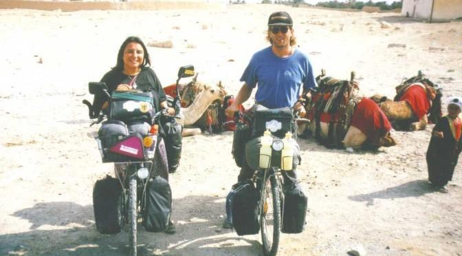 Rad-Abenteuer-Welt: Interview mit der Autorin Elena Erat