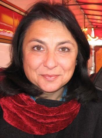 Die Autorin Elena Erat