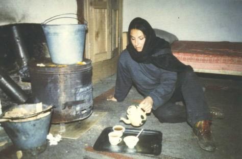 Elena in Pakistan