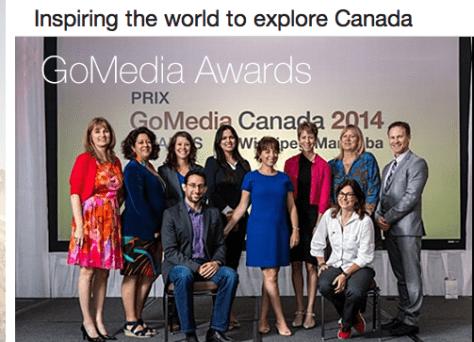 Die Gewinner der GoMedia Awards 2014