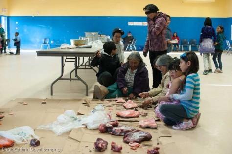 Für die Inuit eine Delikatesse