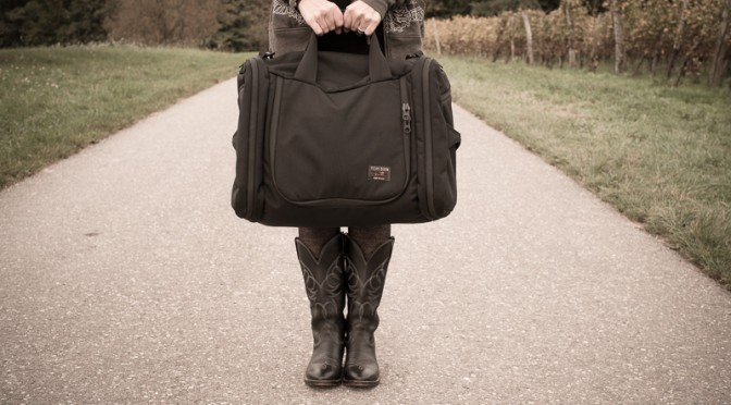 10 Days 1 bag: Traveling with the Tom Bihn Aeronaut  – Field report and review