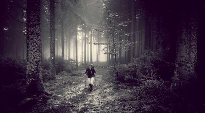 Trail-Blues im November: Abschied vom Silberberg