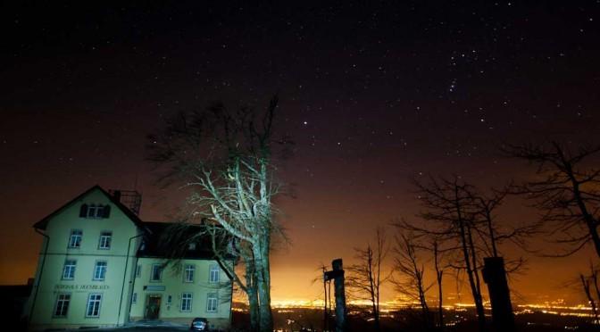 Lichtverschmutzung: Wenn es nie mehr dunkel wird