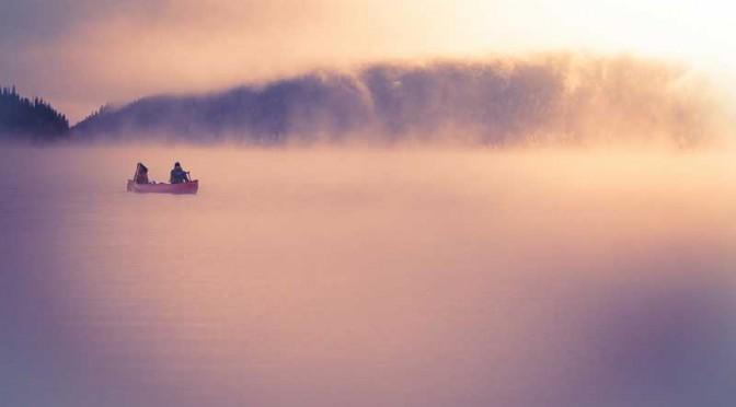 Verblüffende Ähnlichkeit: Der Mummelsee in Kanada