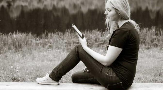 Kindle_Lesen