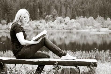 Das Lesen eines Buches bleibt Privatsache