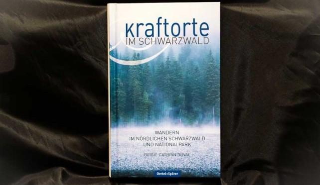 Wie Weihnachten: Mein Buch Kraftorte im Schwarzwald ist da