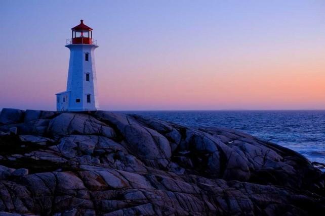 Peggys Cove, Nova Scotia aufgenommen mit der Fuji X-Pro 1 ©Birgit-Cathrin Duval
