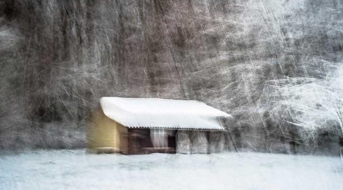 Fotospaziergang in eisiger Winterkälte