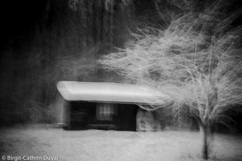 """Dieses Motiv erinnert mich an das Buch """"Die Hütte"""""""