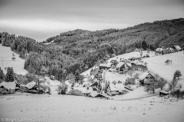 Kaltenbach im südlichen Schwarzwald