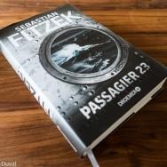 Abgesoffen! Warum mir Sebastian Fitzeks Psychothriller Passagier 23 die Lust am Lesen nimmt