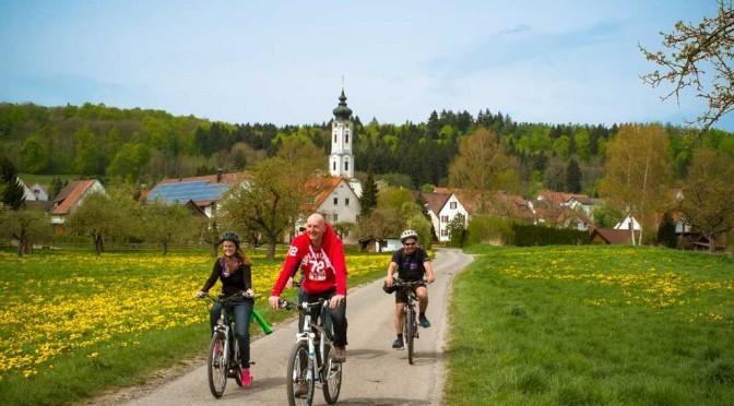 Rad und Bad – Unterwegs auf dem Bäderradweg in Oberschwaben
