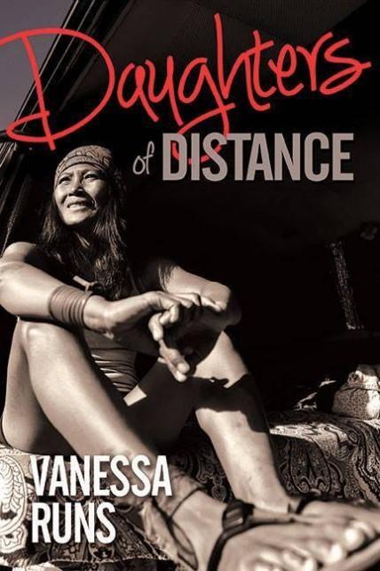 Starkes Cover, starke Frau: die Ultraathletin