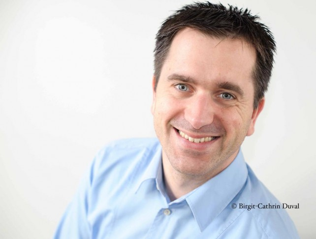 Kennt sich aus mit Plan B: Der Unternehmer und Theologe Armin Ruser