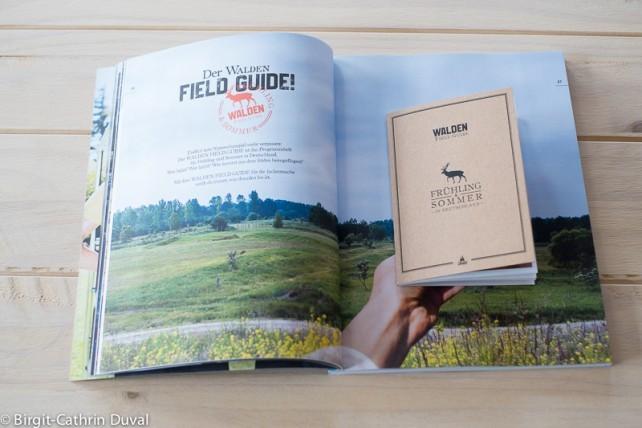 Ein bisschen wie Yps mit Gimmick - Walden mit Field Guide