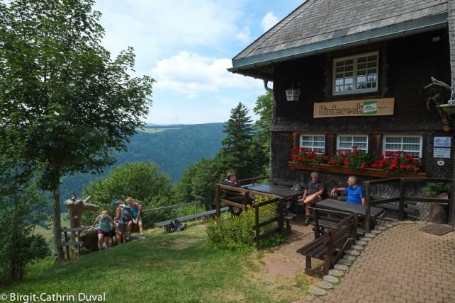 Hintereck-Hütte