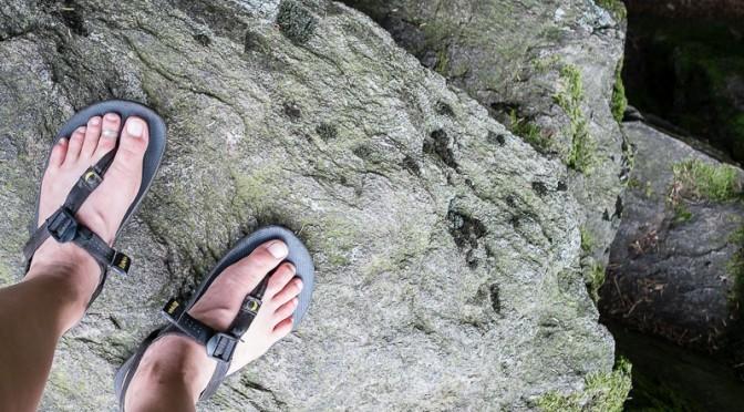 Test: Mit Luna-Sandalen durch den Schwarzwald