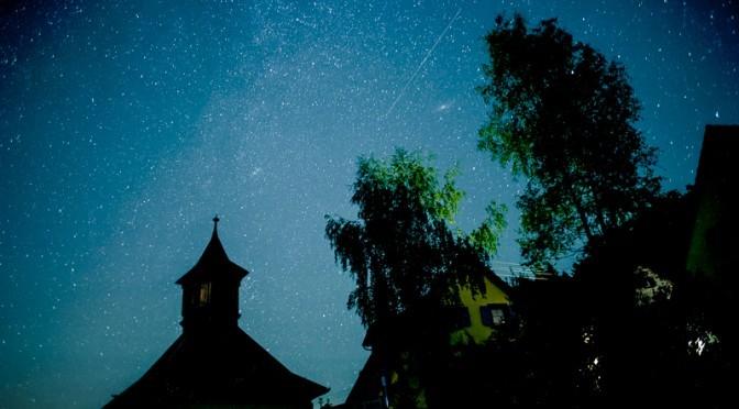 Sternschnuppen-Fotografie: So gelingen die besten Fotos