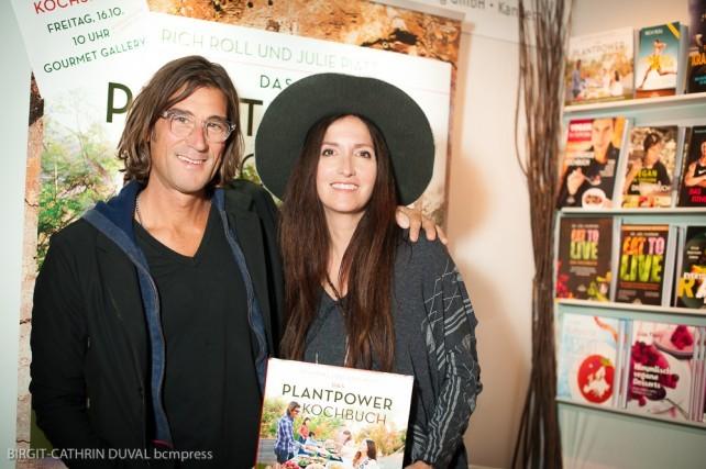 Sympatische Bestsellerautoren: Rich Roll und Julie Piatt