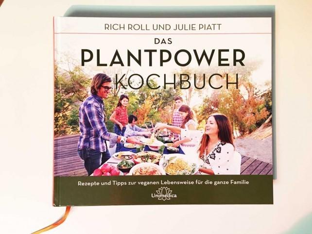 Die deutsche Ausgabe des Plantpower Way von Rich Roll und Julie Piatt