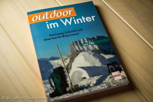 Autor und Outdoor Legende Lars Fält gibt Tipps wie Wintertouren gelingen