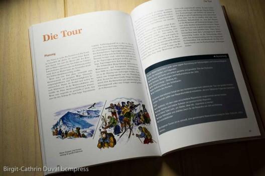 Das Buch hält praxiserprobte Ratschläge vom Outdoor-Profi bereit