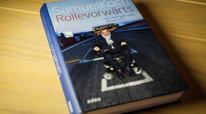 """Buchvorstellung: Samuel Koch """"Rollevorwärts"""""""