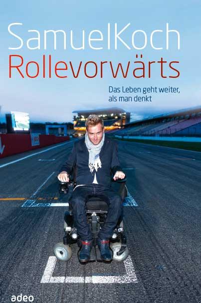 Das Cover fotografierte Jürgen Tap auf der Rennstrecke in Hockenheim