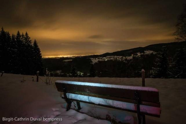 Winterstille fernab vom Trubel und Hektik der Adventszeit