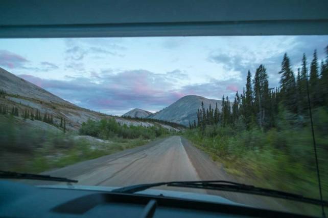 Abenteuer Dempster: Unterwegs in einer der schönsten Gegenden in Kanada