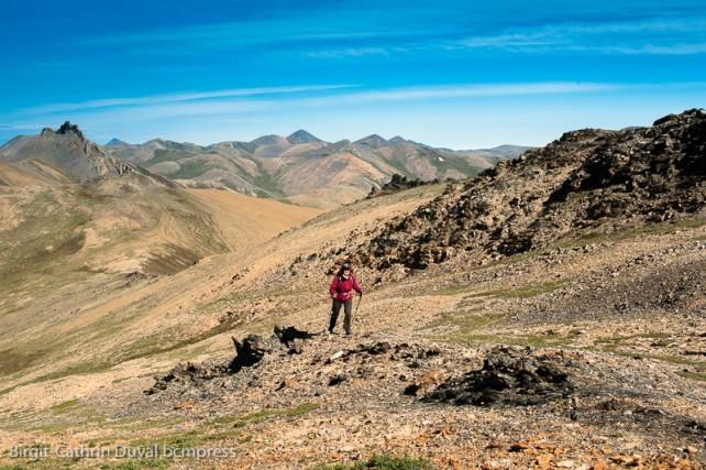 Ümgeben von über 10.000 Quadratkilometer Natur - ein berauschendes Gefühl